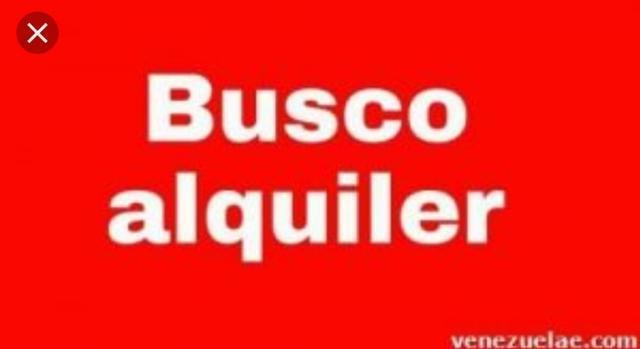 BUSCO PARA ALQUILAR - foto 1