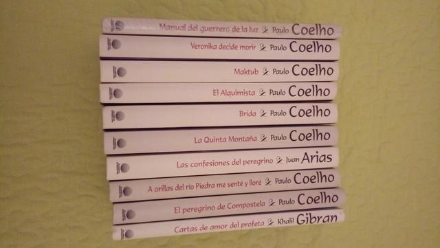 COLECCIÓN DE LIBROS DE PAULO COELHO - foto 2