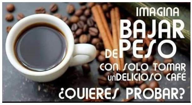 Cafe para adelgazar valentus