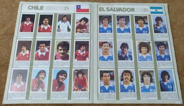 ALBUM MUNDIAL FUTBOL ESPAÑA 1. 982 - foto 3