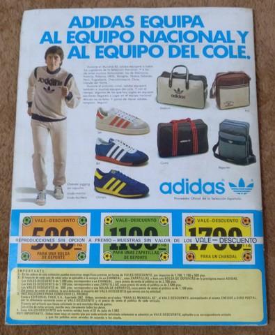 ALBUM MUNDIAL FUTBOL ESPAÑA 1. 982 - foto 6