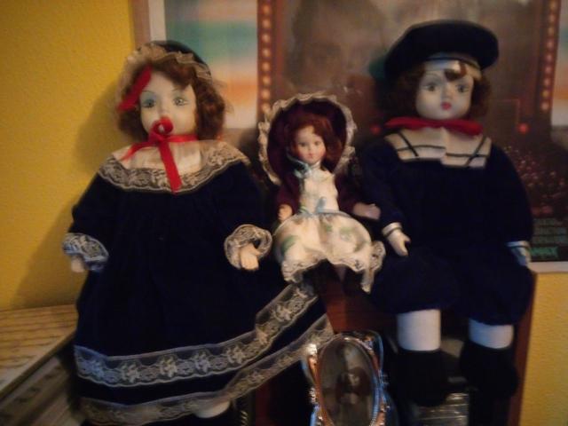 Muñecos Ediles Ayumtamientos