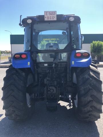 Espejos 250 x 175 ø14 16 equipo excavador tractor tractor de granja de DEUTZ-FAHR