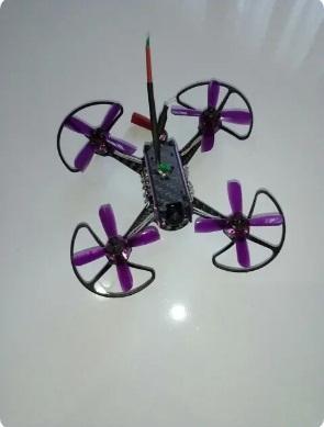 DRON MINI(NUEVO) AWESOME F100 FPV - foto 5