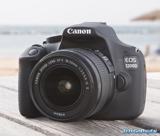 CANON 1200D Ó 550D 18MP FULL HD - foto 1