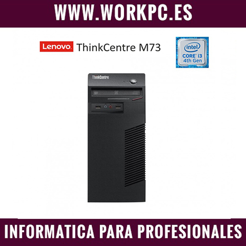 ¡¡¡CHOLLO!!! 10 LENOVO THINKCENTRE I3 - foto 1