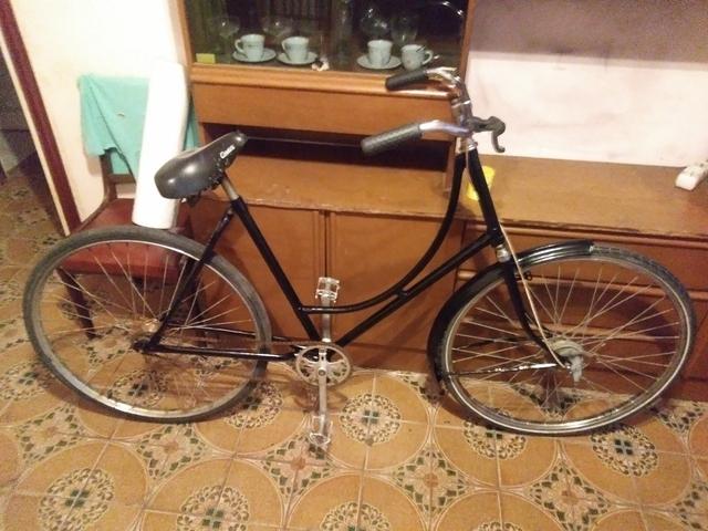 Bicicleta Holandesa Contrapedal Ruedas H