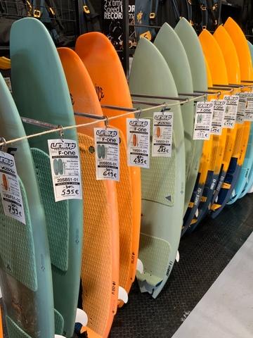 TABLA FONE KITE SURF MITU SLICE - foto 3