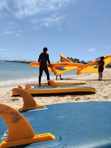 COMETA F. ONE WING SURF - foto 1