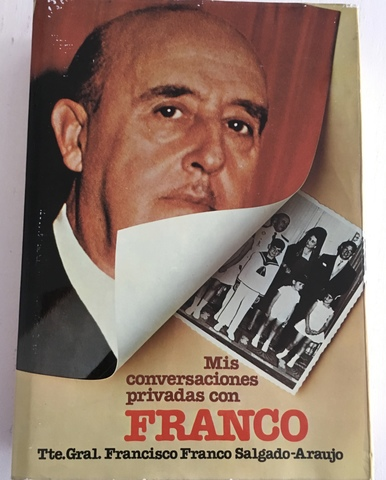 MIS CONVERSACIONES PRIVADAS CON FRANCO - foto 1