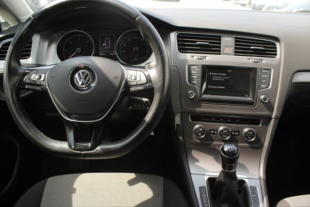 VOLKSWAGEN - GOLF ADVANCE 1. 6 TDI 105CV BMT - foto 5