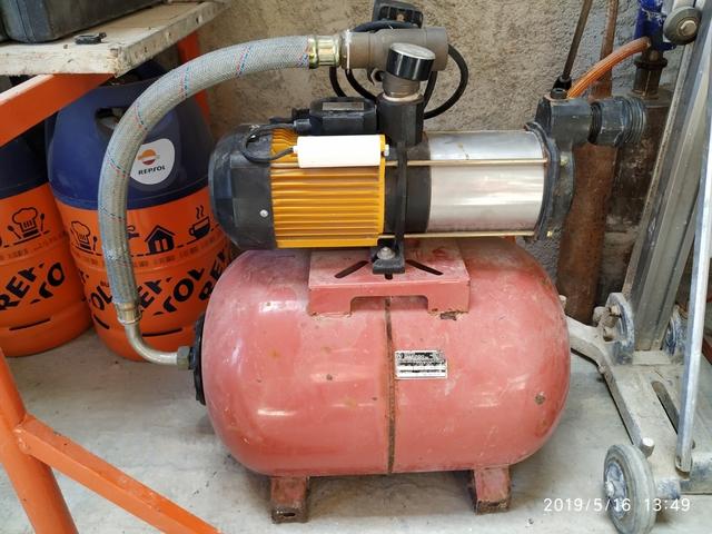 Grupo Presión Agua 220 V.