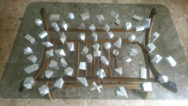 Antiguas Figuras Geométricas