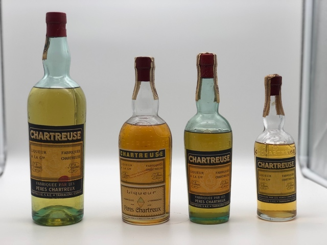 Compro Licores Vinos Chartreuse