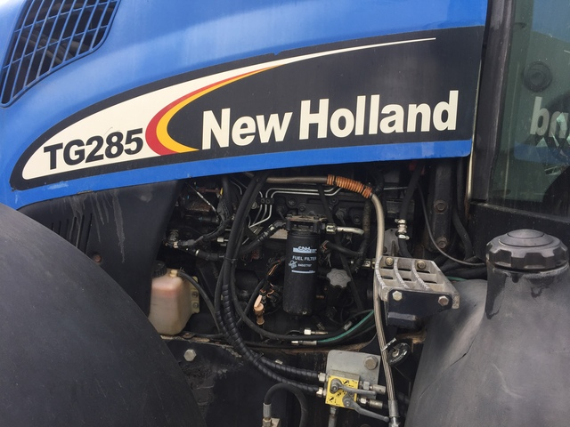 NEW HOLLAND - TG285 - foto 4