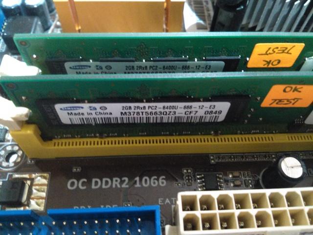 ASUS P5KPL-AM LGA 775 + QUAD CORE 6600 - foto 5