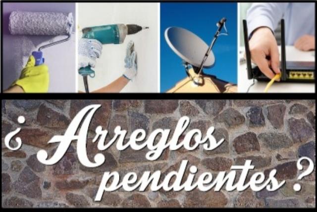 ARREGLOS,  REFORMAS/ BRICOLAJE / MANITAS - foto 1