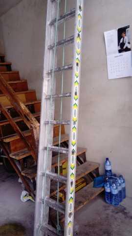 Escalera Aluminio Macc