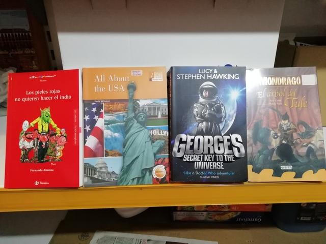 LIBROS DE LECTURA - foto 1