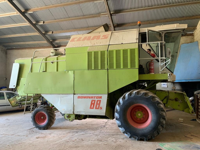 CLAAS DOMINATOR 88S MECÁNICA - foto 1
