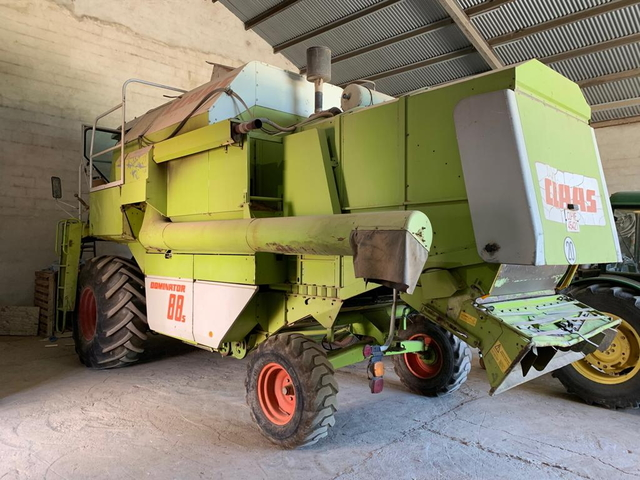 CLAAS DOMINATOR 88S MECÁNICA - foto 3