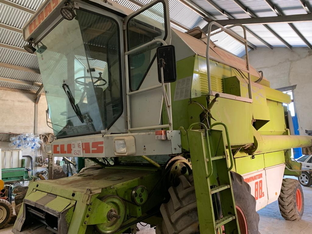 CLAAS DOMINATOR 88S MECÁNICA - foto 4