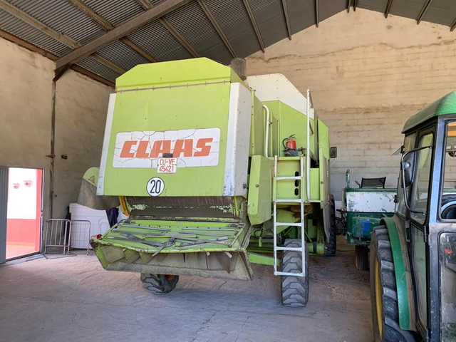 CLAAS DOMINATOR 88S MECÁNICA - foto 5