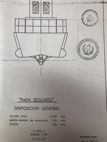 BARCO DE TRABAJO - foto 3