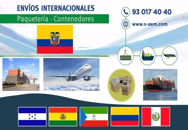 ENVÍOS CONTENEDORES CAJA A ECUADOR - foto 1