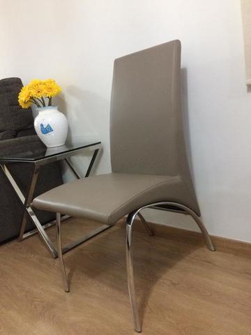 sillas de polipiel para comedor