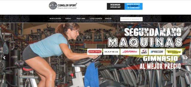 MAQUINAS GIMNASIO SEGUNDA MANO - foto 1