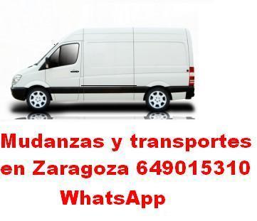 MUDANZAS ZARAGOZA 649 01 53 10 - foto 2