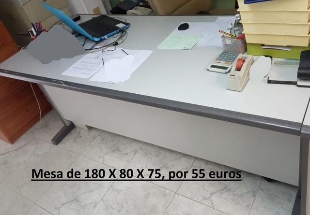 Muebles Oficina Usados.Muebles Grises De Oficina Usados