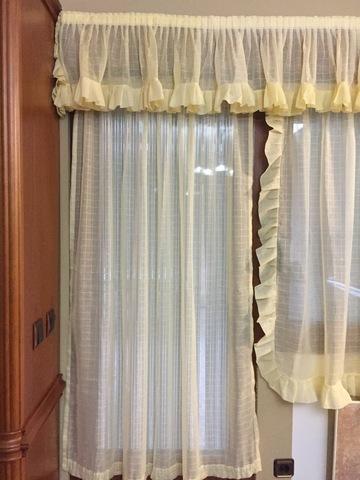 visillos para ventanas pequeñas MIL ANUNCIOSCOM Cortinas Visillo Segunda Mano Y Anuncios