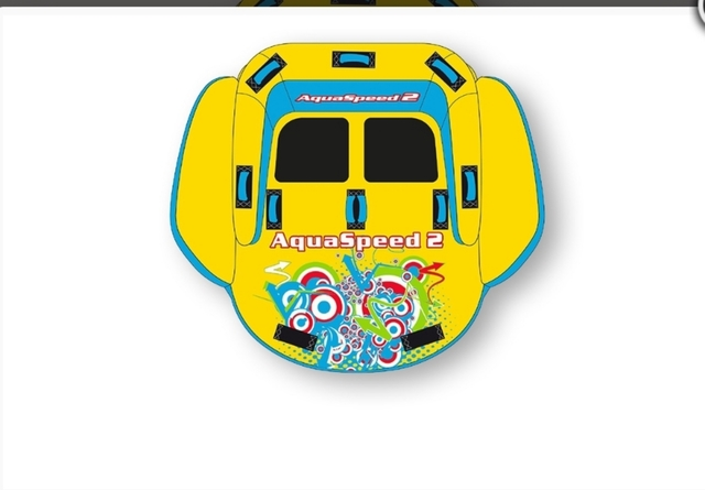 AQUASPEED 2 (1-2 PERS) INFLABLE - foto 1