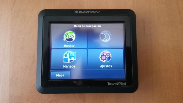 Cargador para coche para Blaupunkt travelpilot Easy navegación