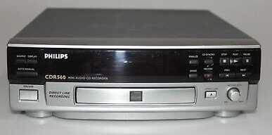 REPRODUCTOR DE CD PHILIPS CDR-560 - foto 1