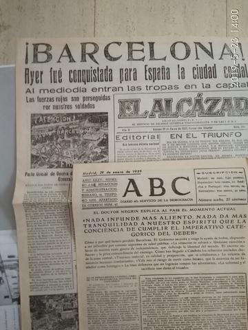 DIARIOS DE LA GUERRA  COLECCIÓN COMPLETA, usado segunda mano  Albacete