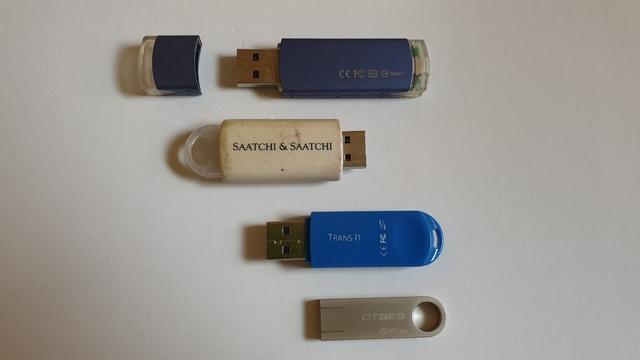 MEMORIAS USB VARIAS BAJADA PRECIO - foto 2