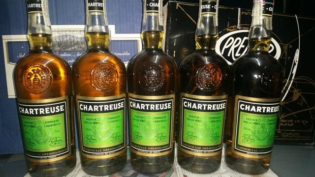 Coleccionista Compra Chartreuse , Ron