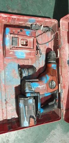 Taladro Hilti Bateria