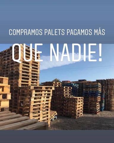 PALETS PEÑA COMPRA Y VENTA - foto 1