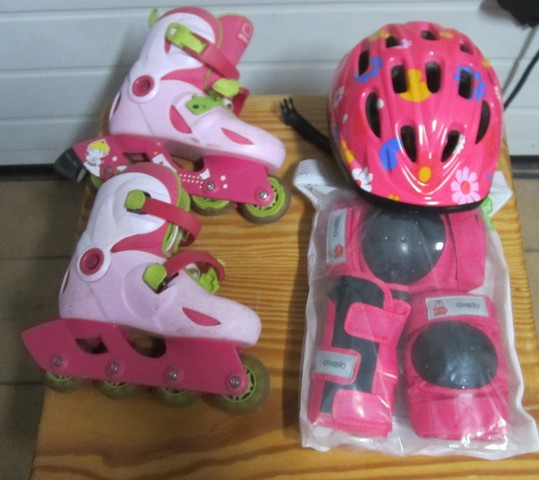 Patines Casco,  Protectores  Oxelo
