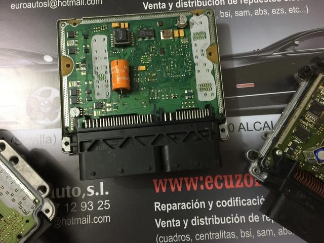 VW Passat 3c año de fabricación 07 confort dispositivo de control Unidad de control confort módulo 3c0959433r