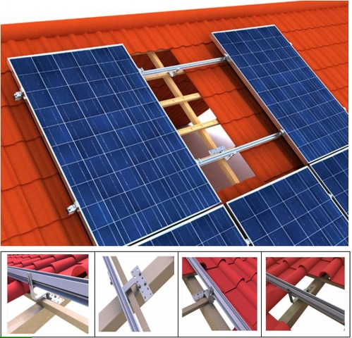 Ahorra En Tu Factura.  Placa Solar