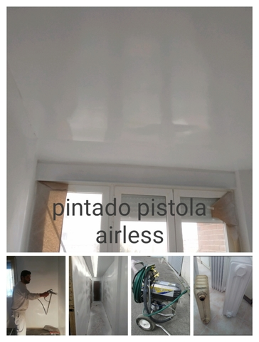 PINTORES ECONOMICOS, ALISADO GOTELE,  - foto 5