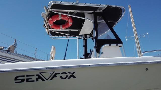 OPEN BARCO AMERICANO SEAFOX 210CC - foto 3