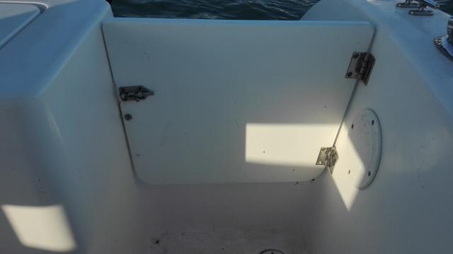 OPEN BARCO AMERICANO SEAFOX 210CC - foto 7