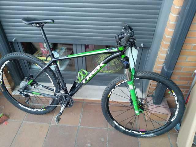 fde165960b1 Compra venta de bicicletas: montaña, carretera, estáticas, trek, GT, de  paseo, BMX, trial, trek en León