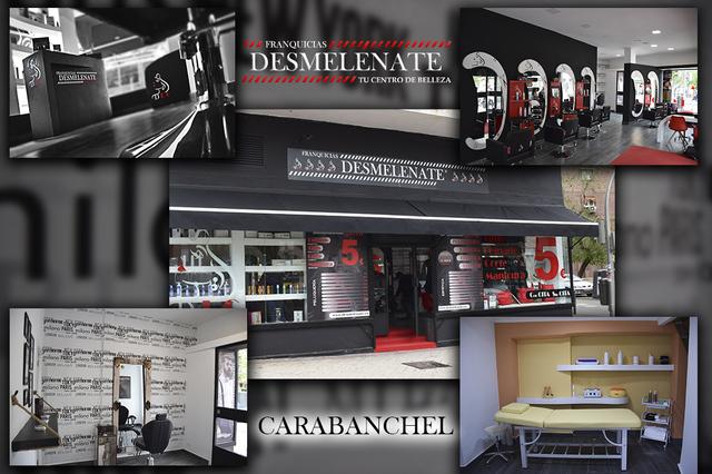 FRANQUICIAS DESMELÉNATE PELUQUERÍA - foto 7